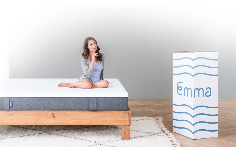 Emma Mattress Review and Coupon