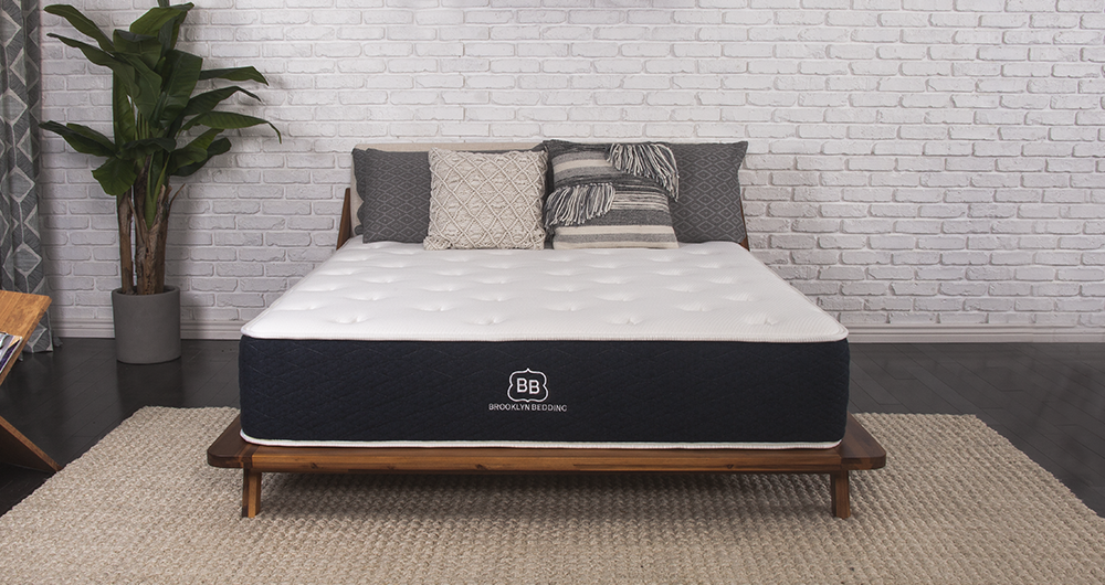 Brooklyn Bedding Review of Mattress