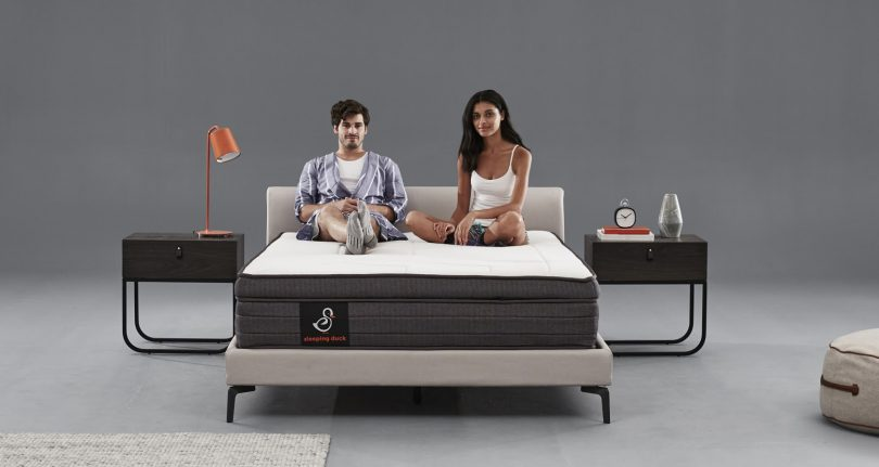 Sleeping Duck Mattress Review with Coupon Code